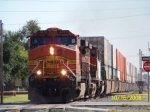 BNSF C44-9W 4829
